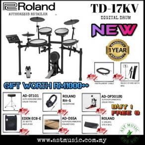 Roland V-Drums TD-17KV TD17KV td17kv Drum Package