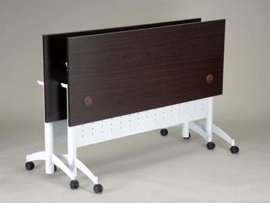 1.5ft x 3ft Mobile Foldable Folding Table OFR945