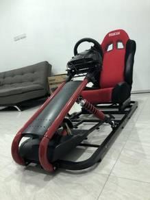 G27 Logitech Gaming Racing Seat