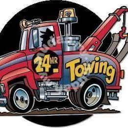 24 Hours Towing Services, Kepong, Kuala Lumpur