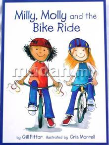 Kid Story Book- NC -Milly Molly and the Bike Ride
