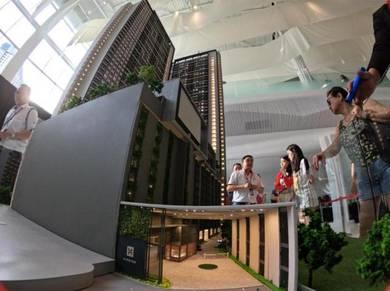 Tmn desa high-rise condo - limited time rebates and discounts