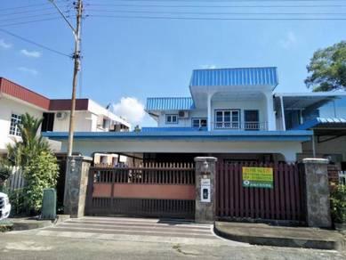 Double Storey Semi Detached House, Tmn Sunny, Jln Sin Onn, Tawau