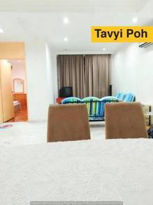 Leisure Bay Condo Tanjung Tokong FUll furnished walk to Tesco