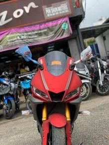 Yamaha r25 v2 muka rendah bulanan rendah interest