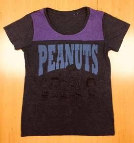 Uniqlo Peanuts Tee #2 Used