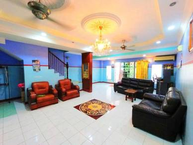 RENOVATED CANTIK 2 Storey Taman Rowther Gombak FREEHOLD GUARDED 24hr