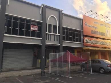 Shop Lot for Rent in Bandar Satelit Pasir Tumboh Kelantan