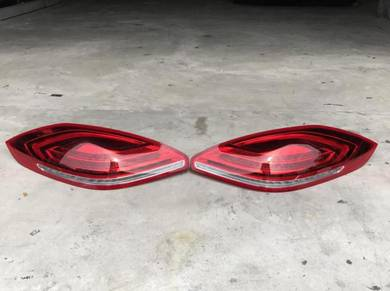 Porsche panamera tail lamp Facelift panamera