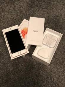 Apple iPhone 6s 64gb rose gold original myset