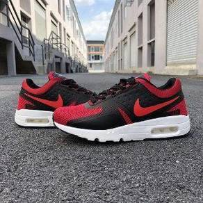 Nike Airmax Zero Red Black