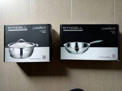 Kyndell Cookware Cuckoo Set From Korea