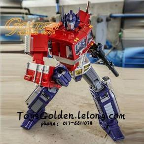 MPP10 Transformers Alloy Series