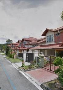 Ulu Tiram Pelangi Indah Jalan lawa SEMI D Kitchen Extended Renovated