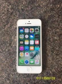 Iphone 5 16gb store dalaman seconhan tiptop