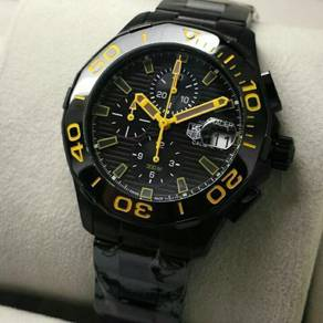 Stopwatch aquaracer watch
