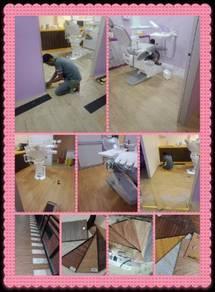 DECO.DESIGN,Promosi vinyl flooring,siap pasang