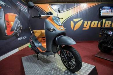 Yadea Electric Scooter Mini XDM Assignment number