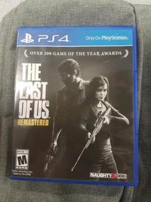 PS4 games The last of us