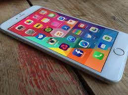 Iphone (6s plus) (64gb)