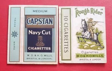 Kotak Lama Capstan & Rough Rider