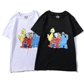 Sesame Street X Kaws X Uniqlo
