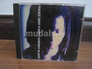 CD Terence Trent d'Arby - Symphony or Damn