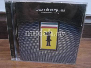 CD Jamiroquai - Travelling Without Moving