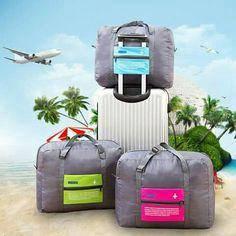 Waterproof Large Capacity Foldable Travel Bag