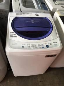 Toshiba 7.2kg automatic top load washing machine