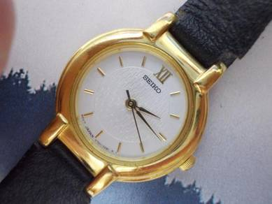 Vintage seiko lady dress watch