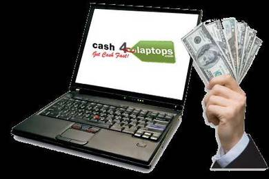 Laptop trade in or pajak with cash