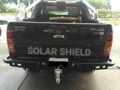 Toyota Hilux Vigo Rear Bumper Heavy Duty