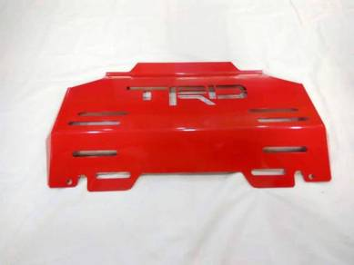 Toyota hilux revo RED COLOUR trd skid plate