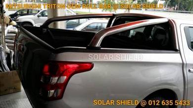 Mitsubishi Triton OEM Roll Bar Stainless Steel