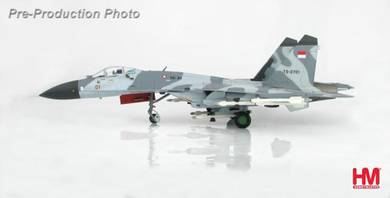 Hobby Master HA6004 Su-27SK Flanker B