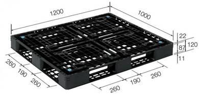 Cargo Pallet 1200 x 1000