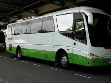 Bas persiaran dan bas catar sabah