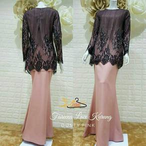 Fareena lace kurung