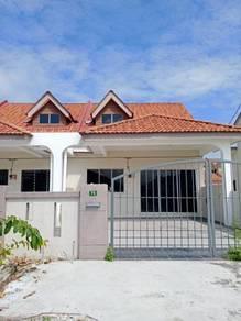 1 1/2 storey house at lawan kuda,Gopeng,perak