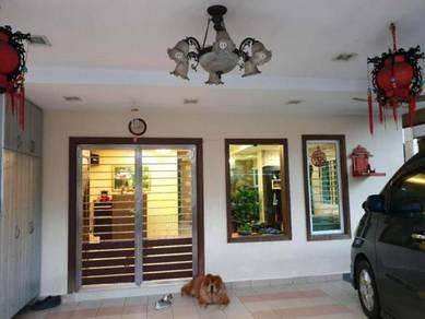 Laman Rimbunan,Fully REnovation , 30x70 Kepong~!!
