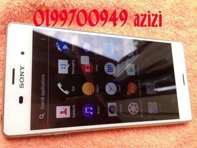 Use sony Z3 3+32gb 20MP