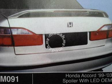 Honda accord 99 to 03 spoiler oem without paint
