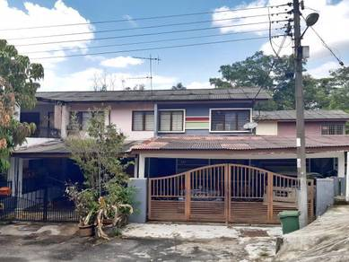 [FULL LOAN] Corner Lot 2 Storey House, Taman Sri Jelok, Kajang