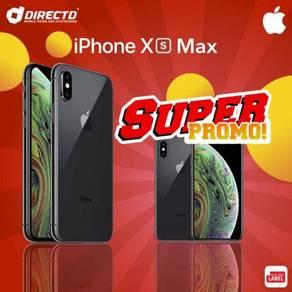 APPLE iPhone XS MAX (4GB/256GB ROM)100% MYset