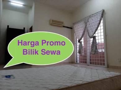50% off: Room rent, medium, Garden City Home, Seremban, Senawang