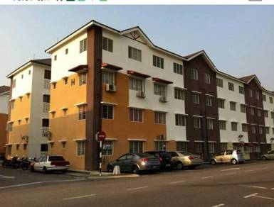 (Below Market Value) Arista Apartment Bandar Parklands Klang