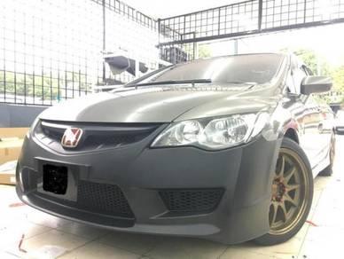 Honda Civic FD Type R Fullset Bodykit pp quality