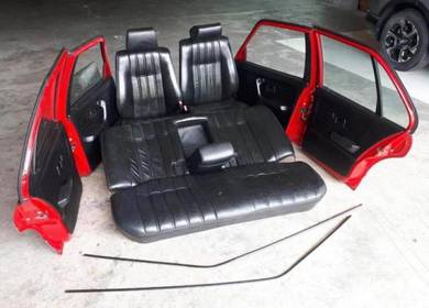 Bmw E30 4door complete seat