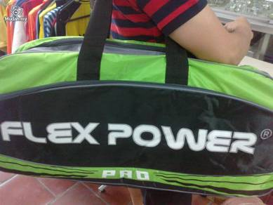 Flex Power Multi-compartment Bag